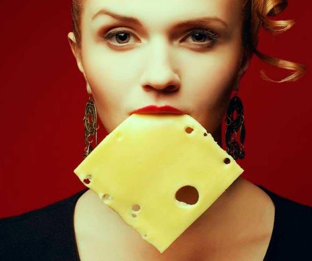 queso bueno para dientes